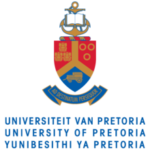Logo of the university of Pretoria