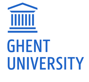 Logo of Ghent University